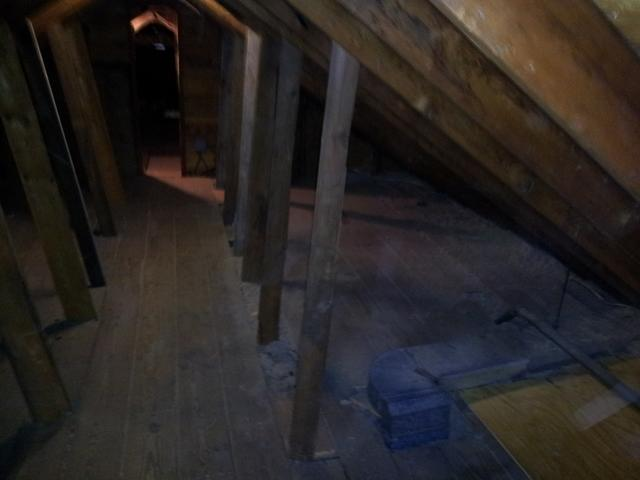 Attic transformation in Agawam, MA