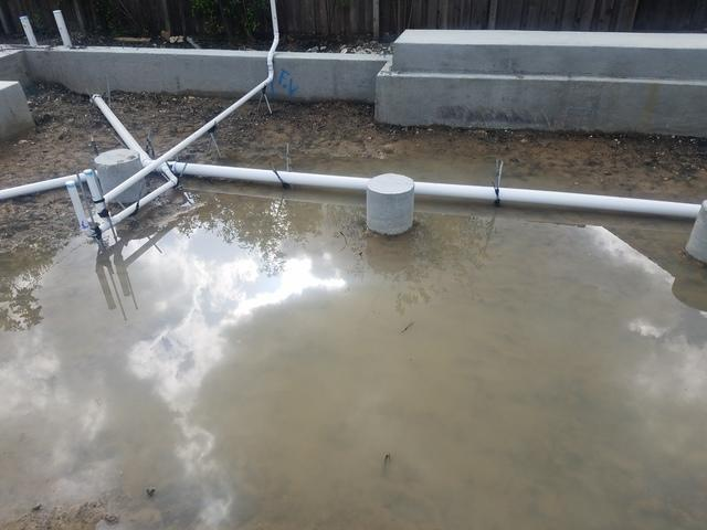 Drainage System and Encapsulation in Dallas, TX