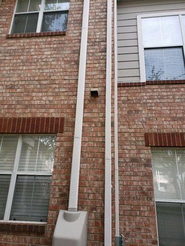 Radon Mitigation in Plano, Tx - After Photo