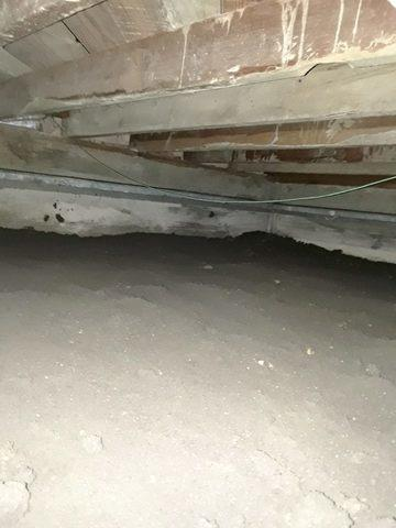 Crawlspace encapsulation in Dallas, TX