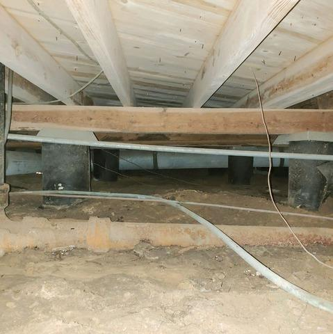 Crawl Space Encapsulation in Denton, TX