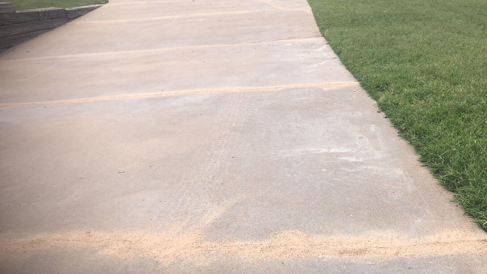 Polylevel for Sidewalk Repair in Alva, Ok - After Photo