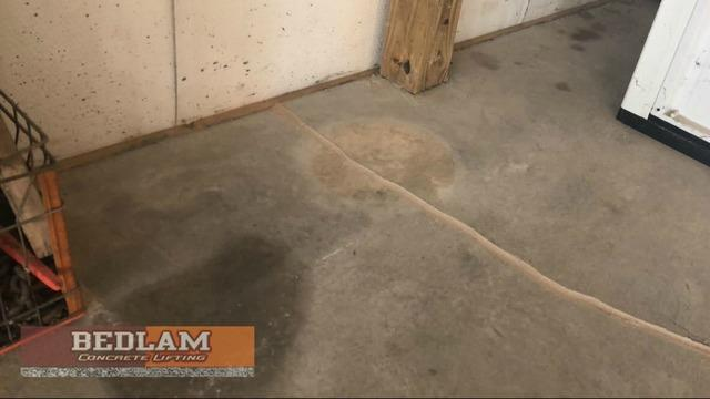 Garage Floor Repair in Ponca City - After Photo