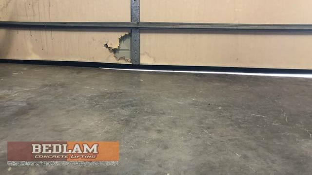 Garage Floor Repair in Bartlesville, Ok