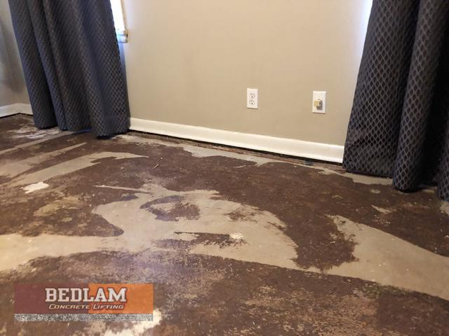 Interior Slab Repair in Blackwell, OK