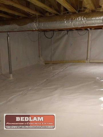 Crawlspace Encapsulation in Claremore, OK