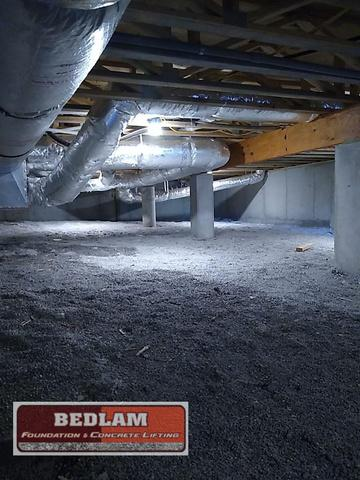 Waterproofing Crawlspace in Claremore, OK