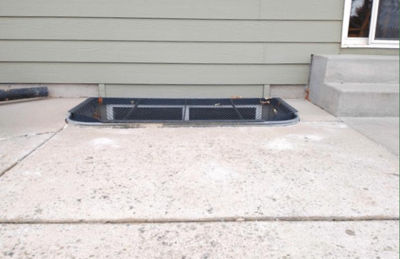 Concrete Repair in Billings, Montana - After Photo