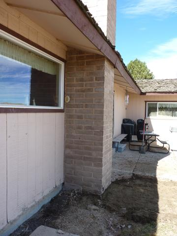 Chimney Stabilization in Cody, WY Home - After Photo