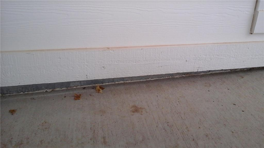 PolyLevel Concrete Lift in Ione, CA - Before Photo