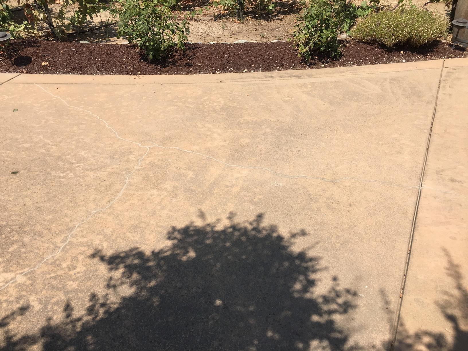 Nexus Pro Joint Sealant installment in Loomis, CA - After Photo