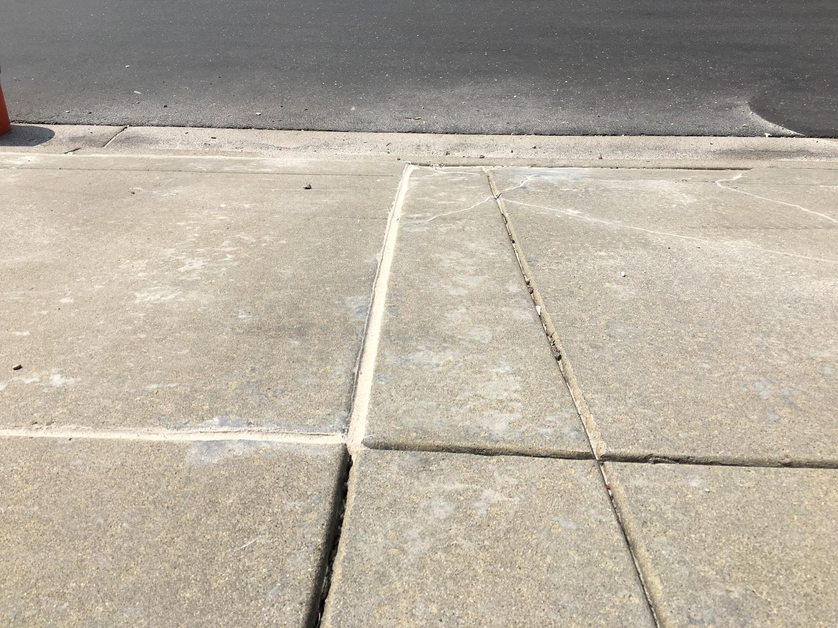 Driveway PolyLevel Lift in Roseville, CA - After Photo