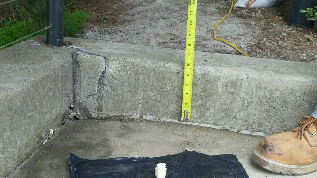 Lifting a Residential Driveway/Parking Area in Tiburon, CA - After Photo