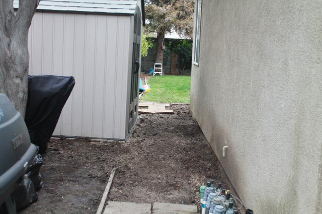Piering and Backfill of Holes