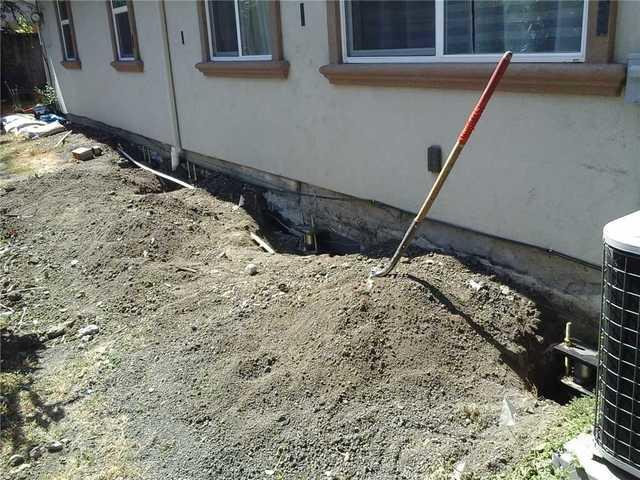 Push Pier System, Foundation Repair
