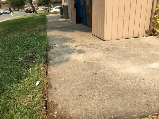 Sidewalk Polylevel lift in Antioch, CA