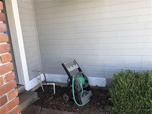 Push Pier System installed in Concord, CA