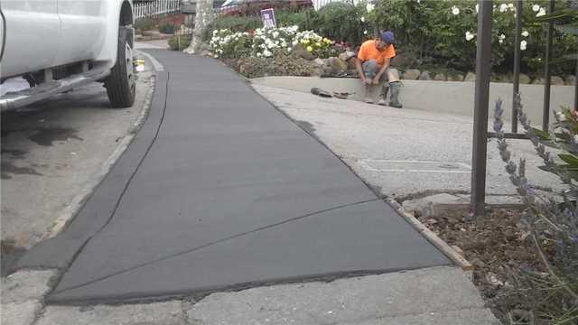 Sidewalk Replacement in Millbrae, CA