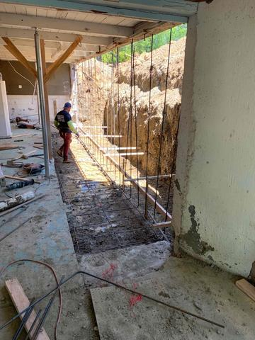 Saved by the New Retaining Wall in Vacaville, CA