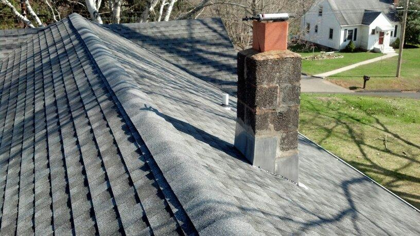 North Branford, CT Roof Replacement - After Photo