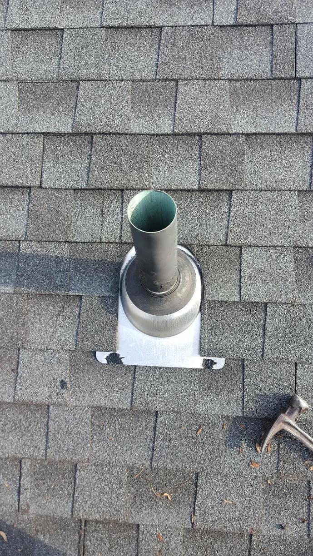 Roof Leak Repair in Fairfield, CT - After Photo