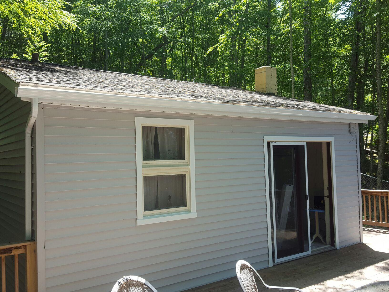 Siding & Gutter Installation in North Stonington , CT - After Photo