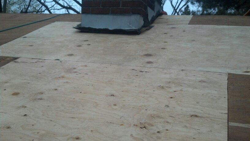 Roof Repair in Branford, CT - After Photo