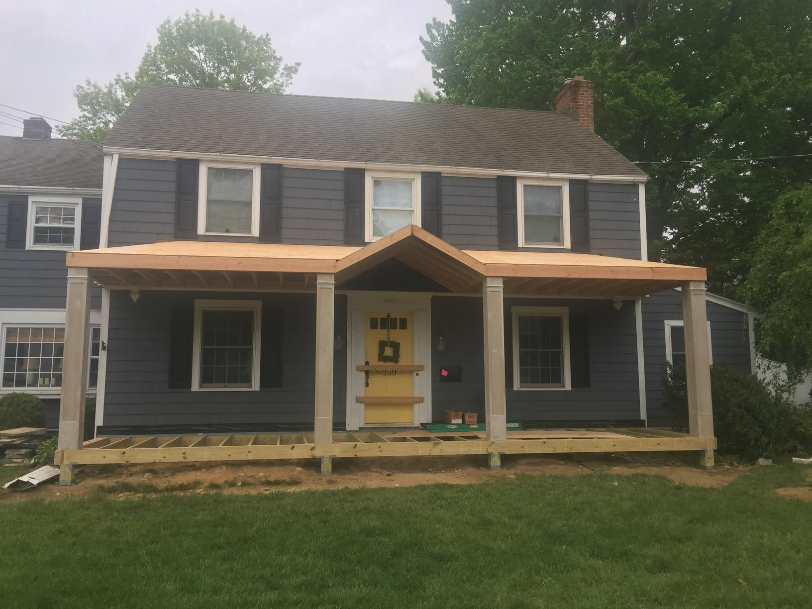Roofers in Fairfield, CT - Before Photo