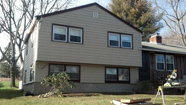Vinyl Siding Installation in Fairfield, CT