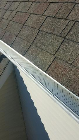 Gutter Replacement & Install in Stamford, CT  - After Photo
