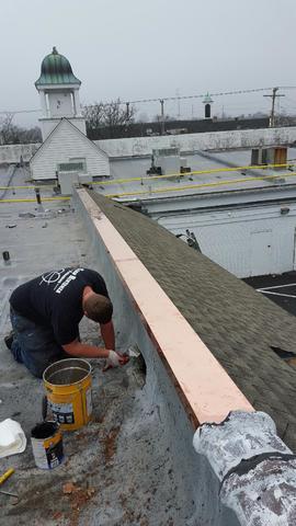 Roof Repair in Fairfield, CT