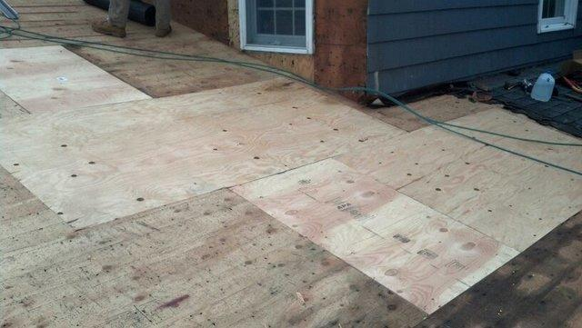 Sheathing and Roof Replacement in New Haven, CT
