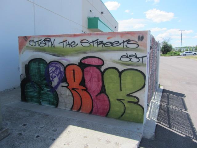 Graffiti Removal Great Falls MT