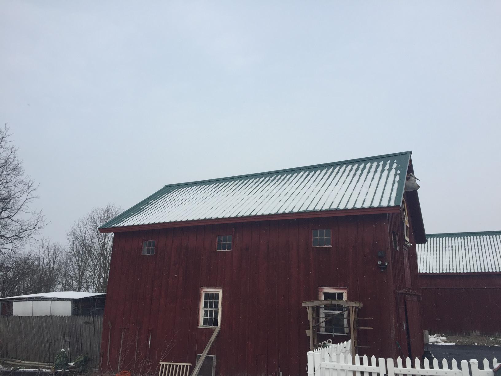 Solar Installation in Auburn, NY - Before Photo