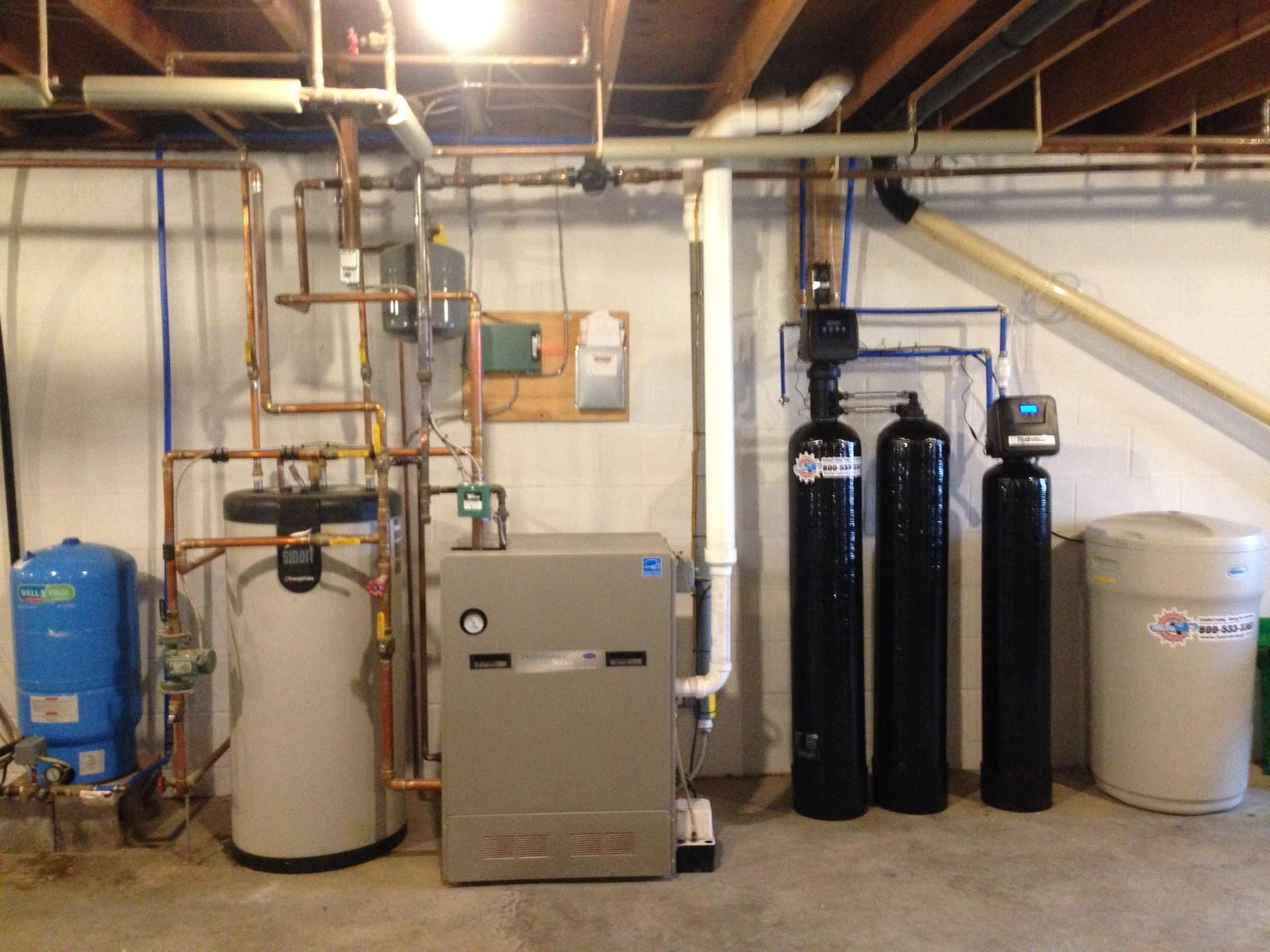 Water Conditioning System in Auburn, NY - After Photo