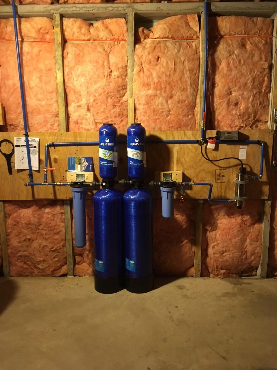 Water Treatment in Lansing, NY - After Photo