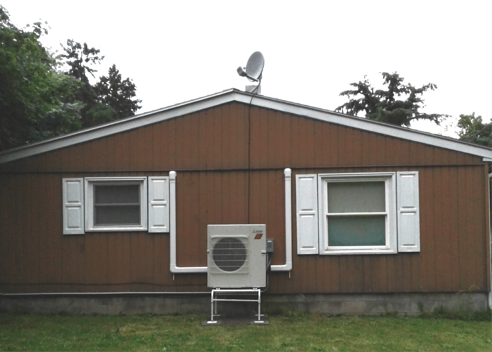 Ductless Heating & Cooling in Seneca Falls, NY - After Photo
