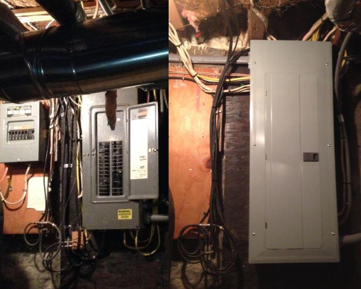 Electrical Panel Upgrade in Waterloo, NY - After Photo