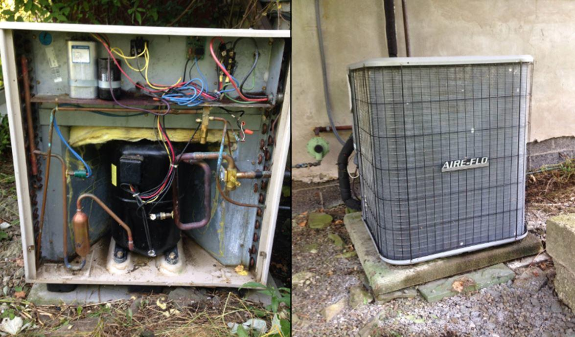 Air Conditioning Maintenance in Danby, NY - After Photo