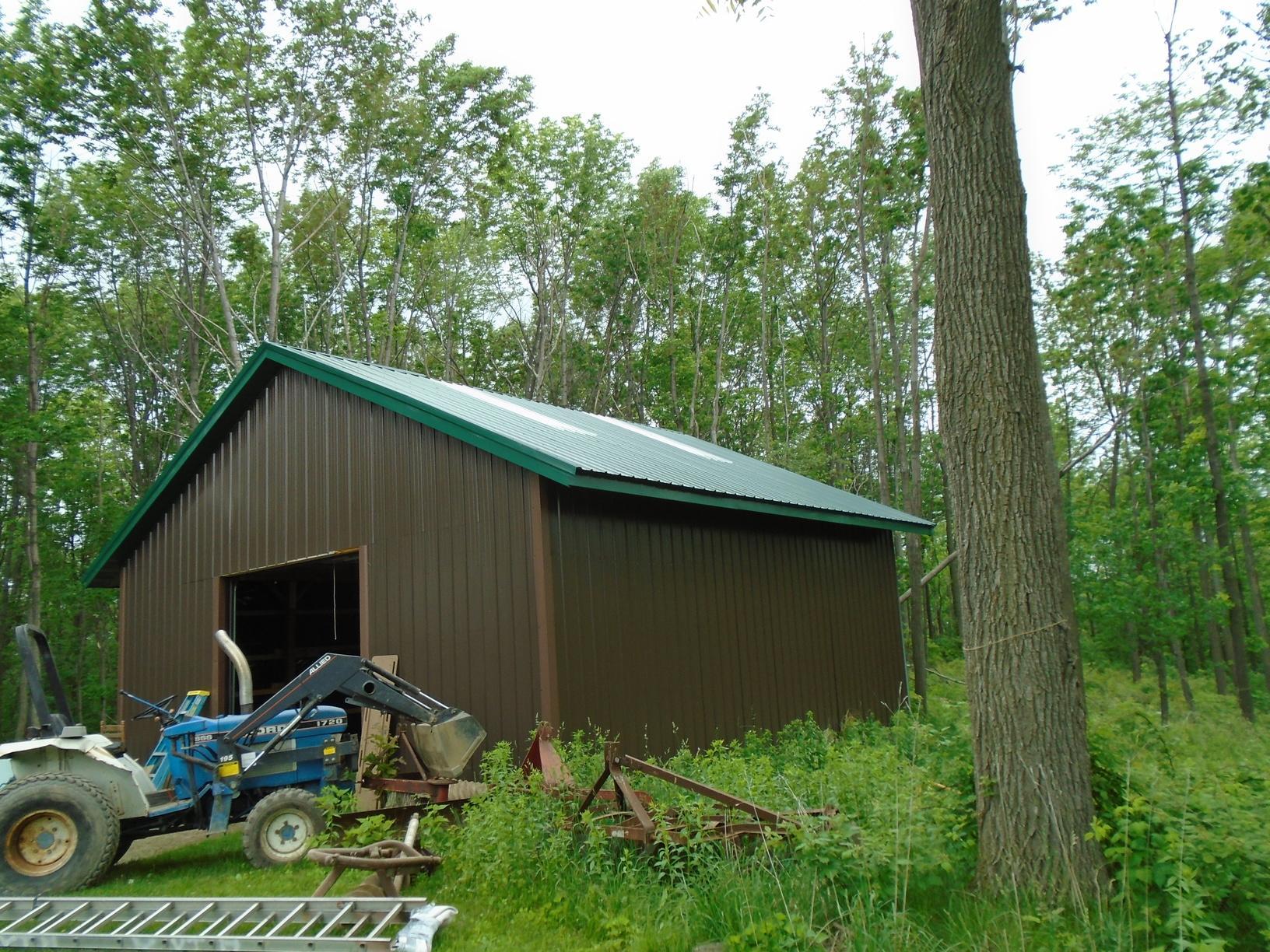 Solar Install in Middlesex, NY - Before Photo