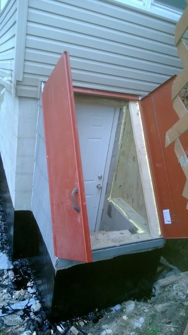 Cayuga, NY Bilco Door Replacement - After Photo