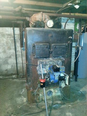 Steam Boiler Replacement in Genoa, NY