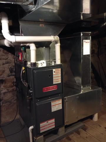 Same Day Furnace Replacement in Clyde, NY