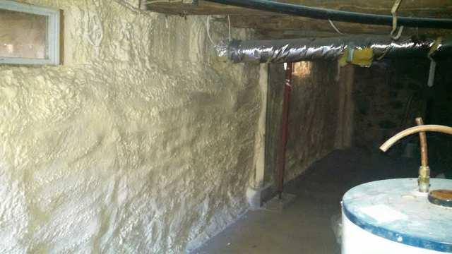 Spray Foam Insulation in Port Byron, NY