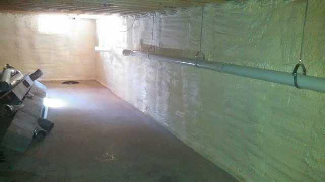Basement Insulation in Port Byron, NY
