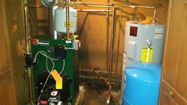 New Boiler and Water Heater in Canandaigua, NY