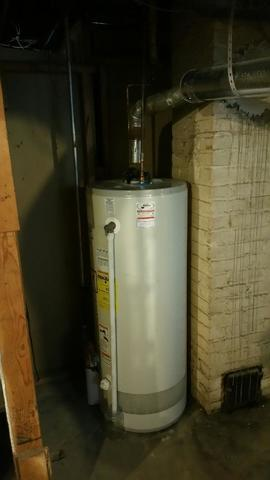 Water Heater Replacement in Rochester, NY
