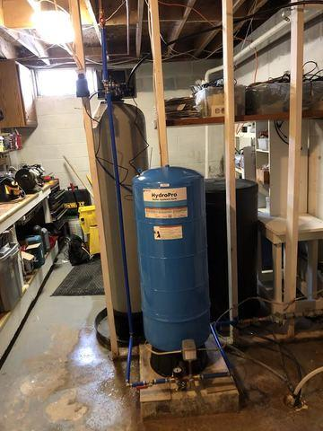 Pressure Tank Replacement in Auburn, NY - After Photo