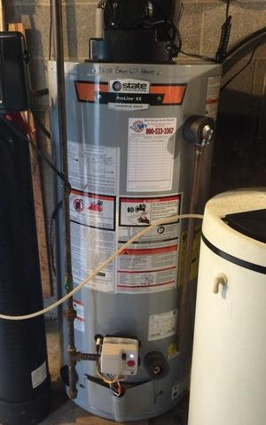 Water Heater Replacement in Newfield, NY