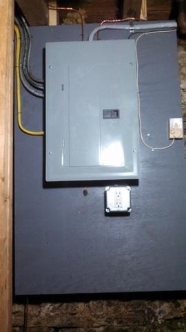 Electrical Panel Box Replacement in Ithaca, NY